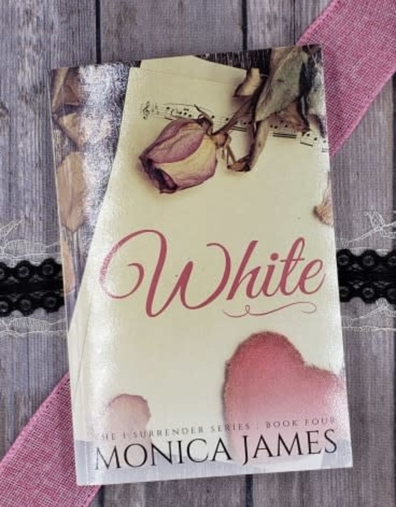 White, #4 by Monica James