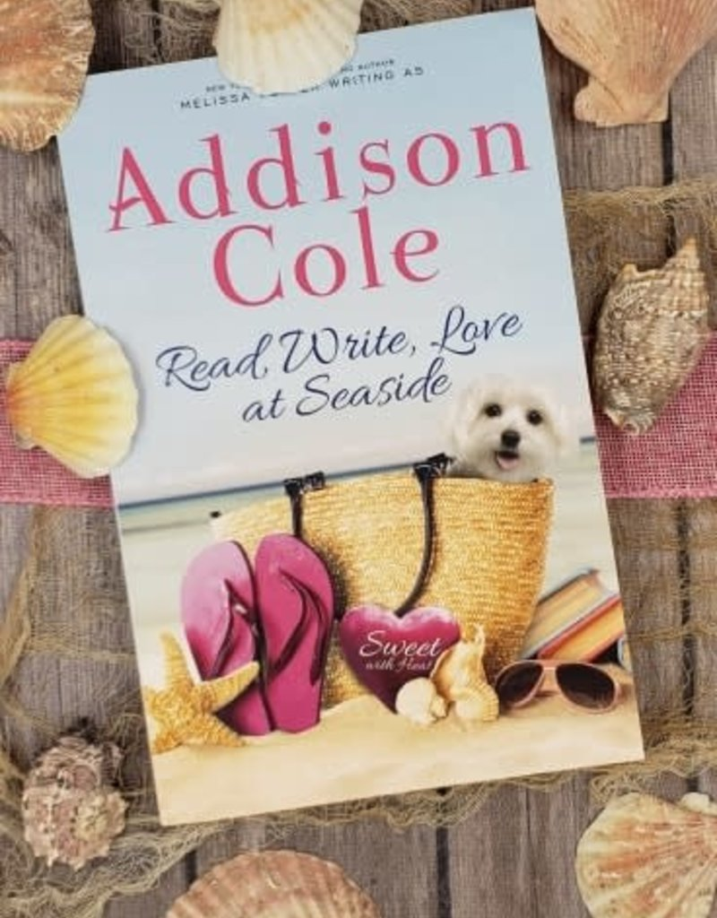 Read Write Love at Seaside, #1 by Addison Cole