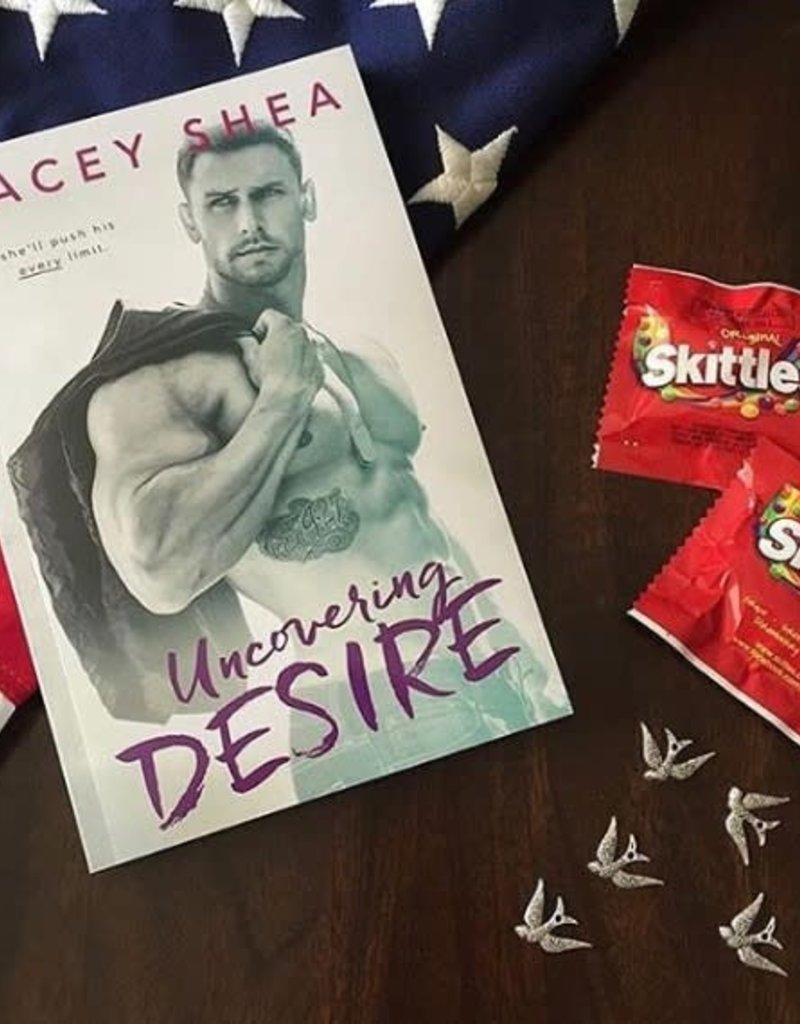 Uncovering Desire, #2 by Kacey Shea