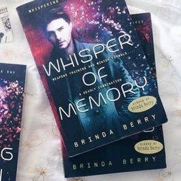 Whisper of Memory, #2 by Brinda Berry