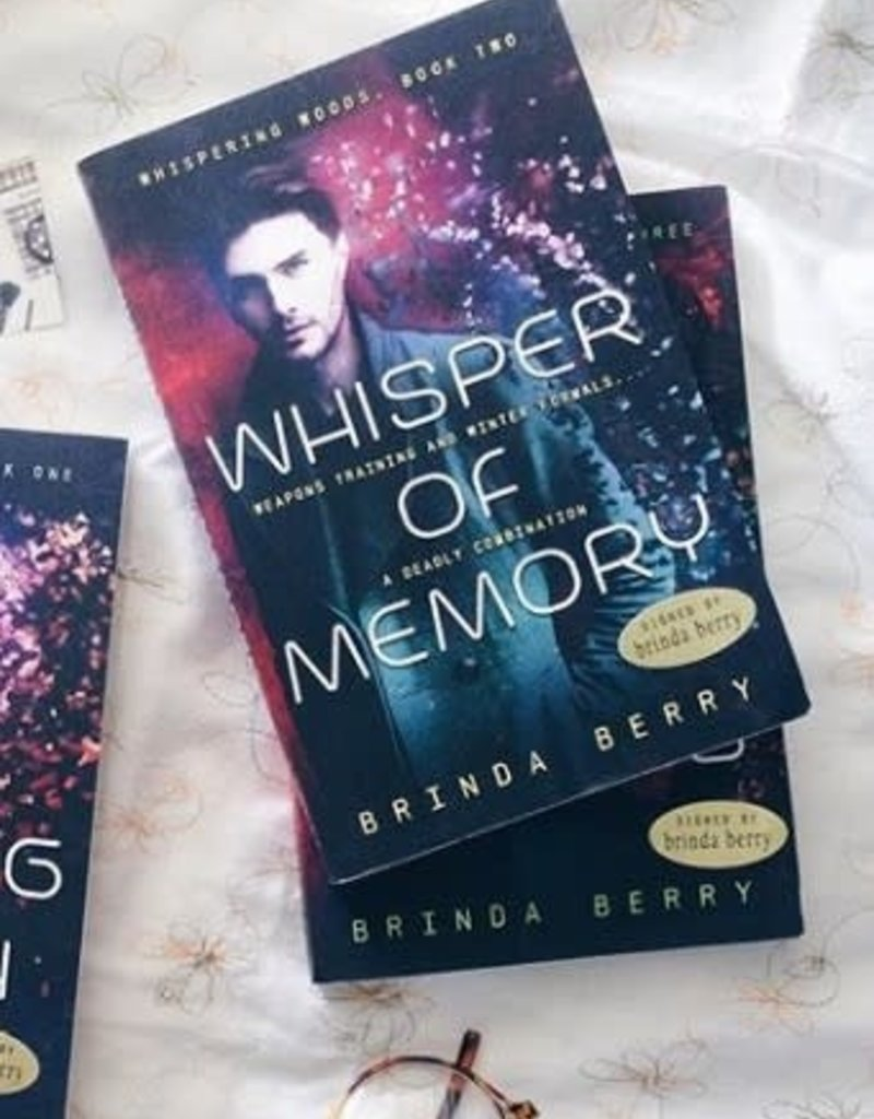Whisper of Memory, #2 by Brinda Berry