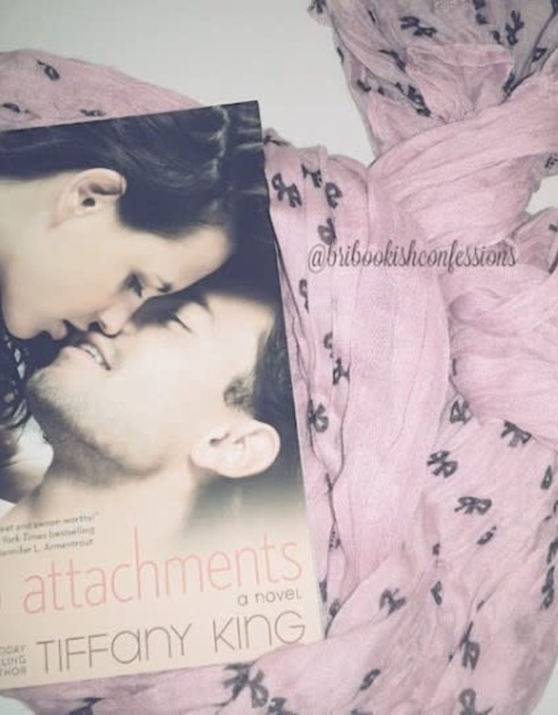 No Attachments, #1 by Tiffany King