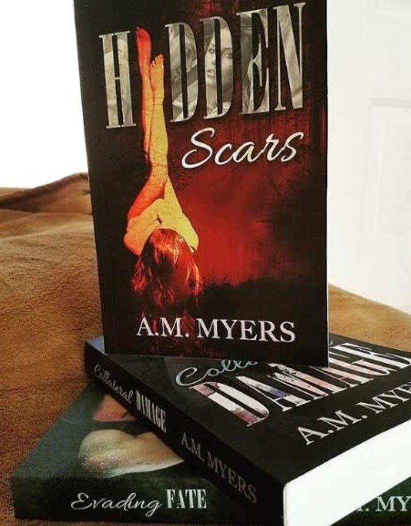 Hidden Scars by AM Myers