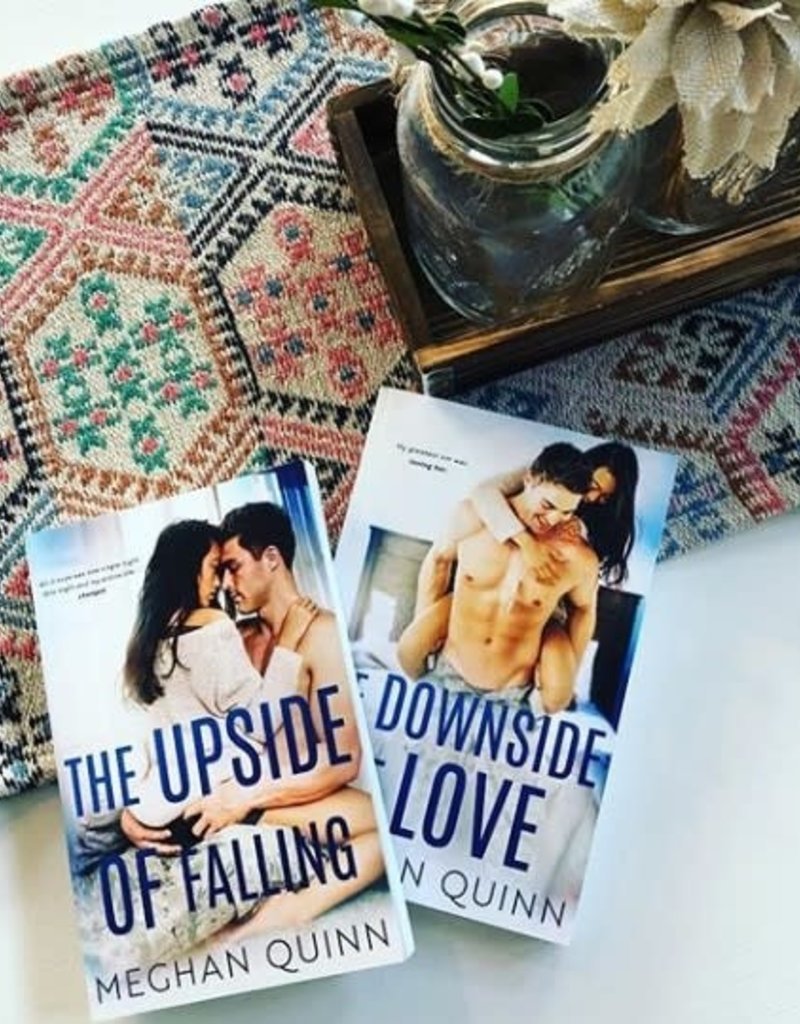 The Upside of Falling, #1 by Meghan Quinn