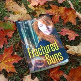 Fractured Suns, #2 by Theresa Kay