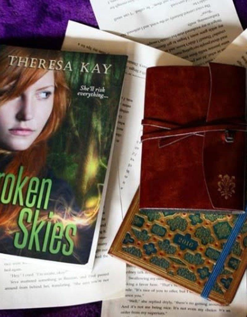Broken Skies, #1 by Theresa Kay