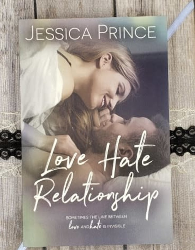 Love Hate Relationship by Jessica Prince