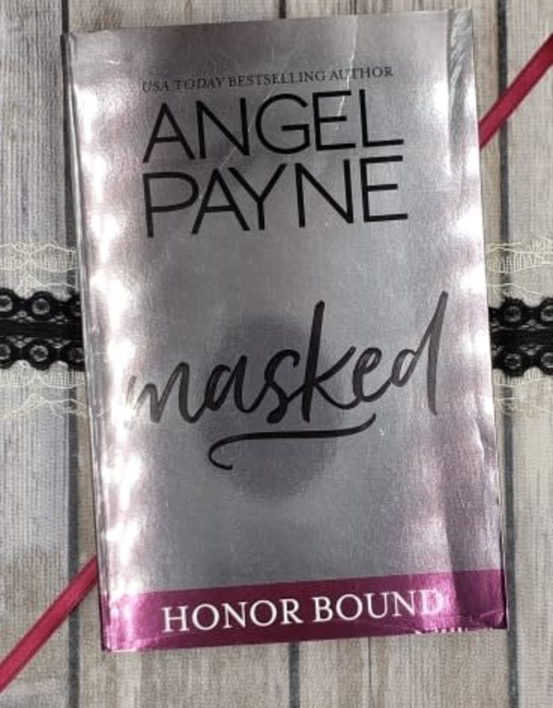 Masked by Angel Payne (Bookplate)