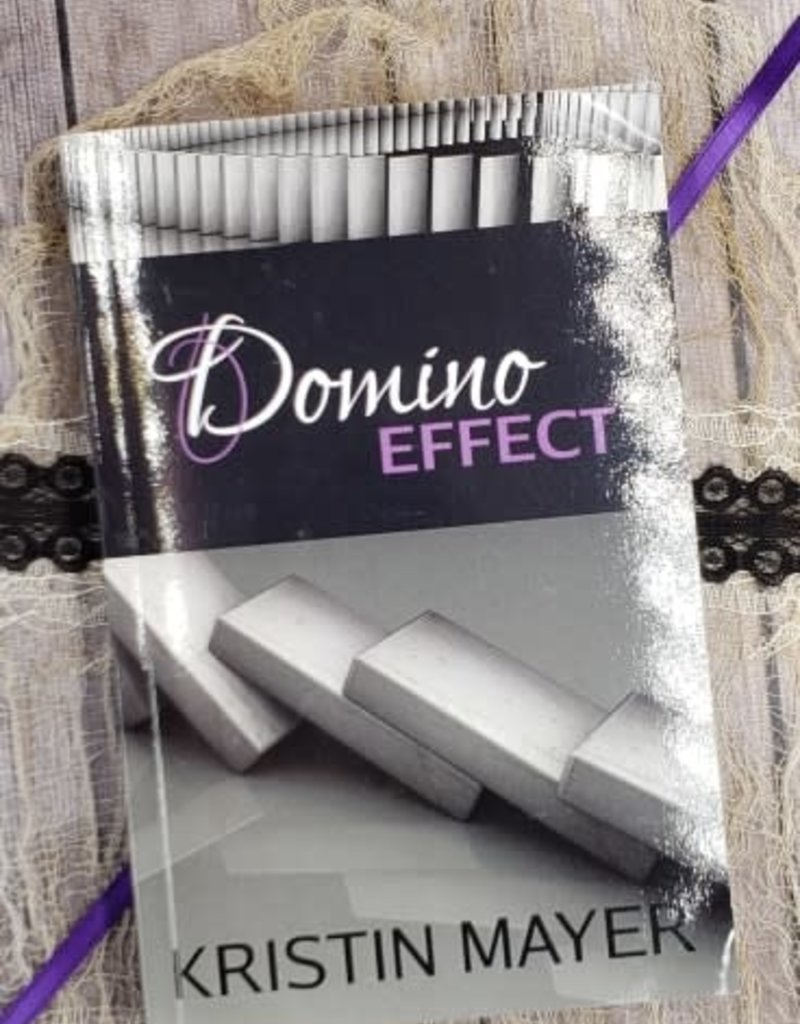 Domino Effect by Kristin Mayer