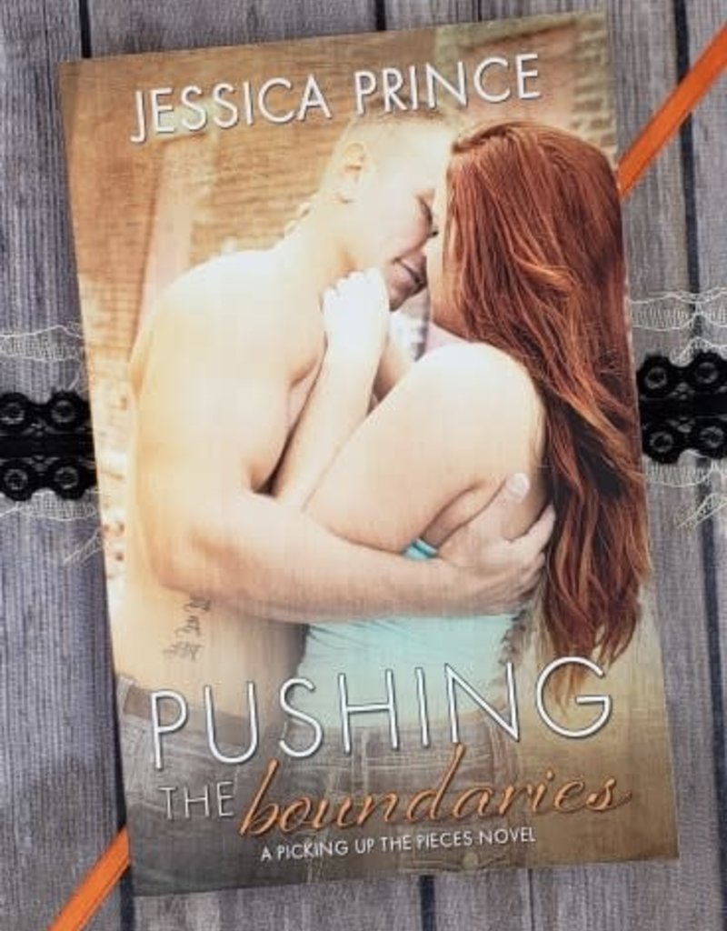 Pushing the Boundaries, #3 by Jessica Prince