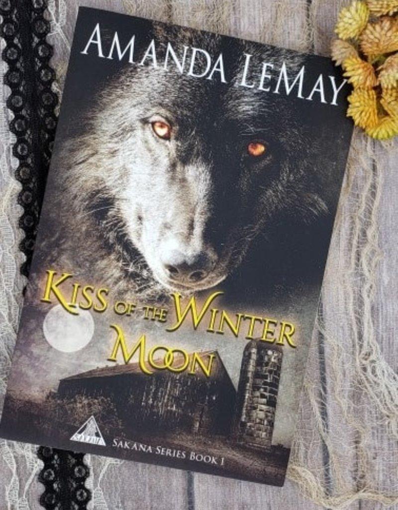 Kiss Of The Winter Moon, #1 by Amanda LeMay