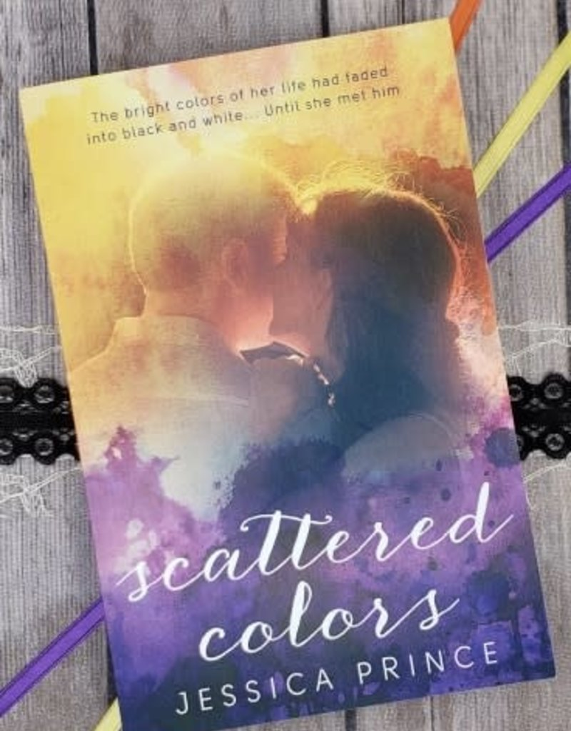 Scattered Colors, #1 by Jessica Prince