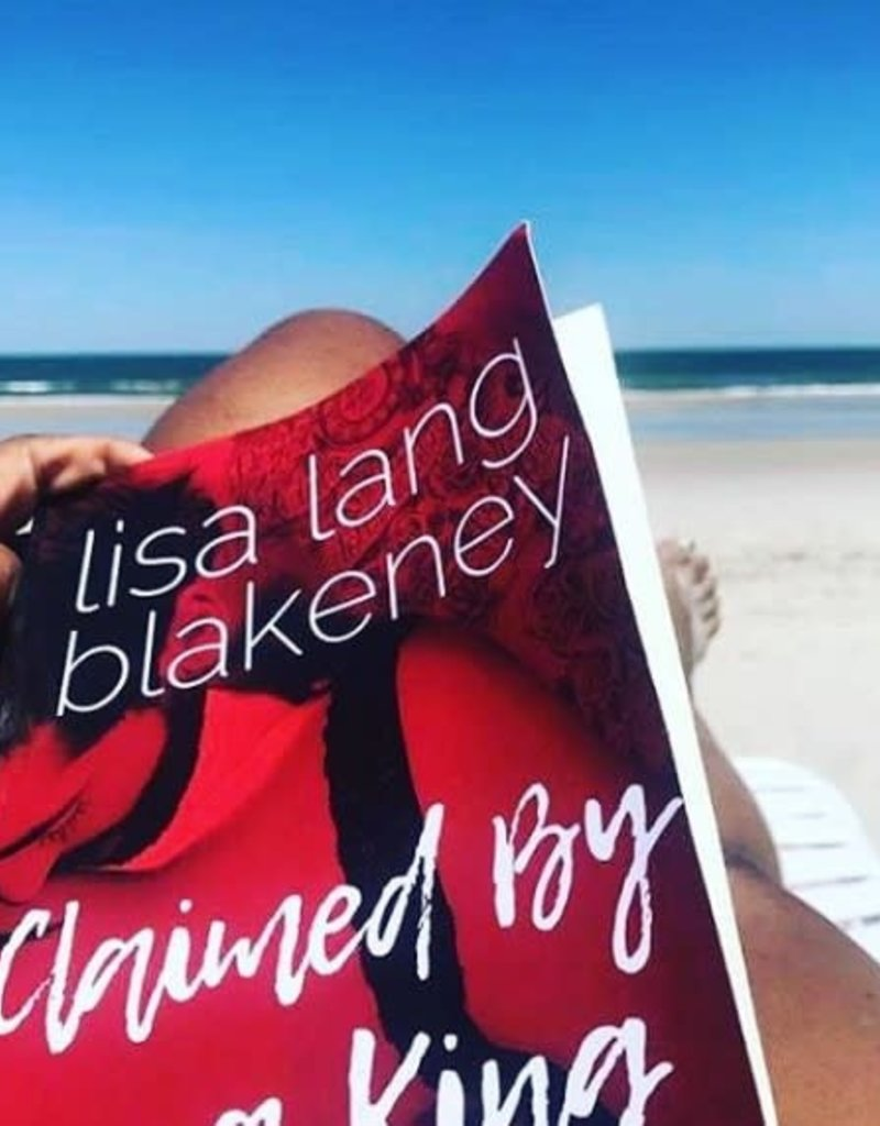 Claimed by a King, #4 by Lisa Lang Blakeney