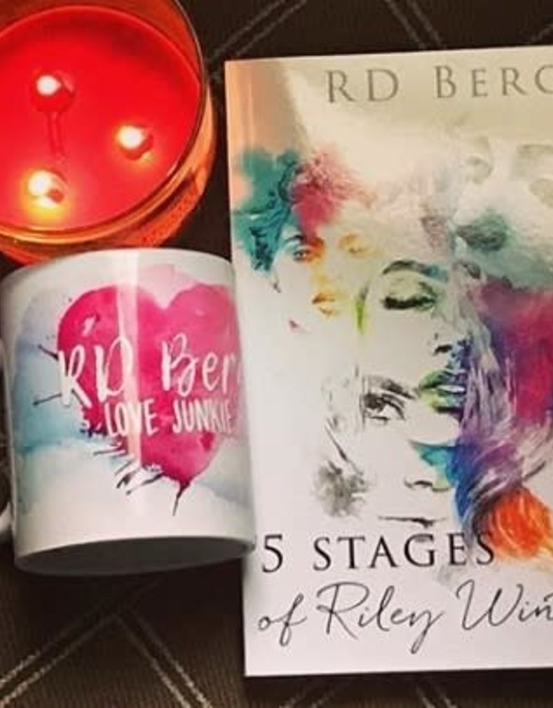 5 Stages of Riley Winters by RD Berg