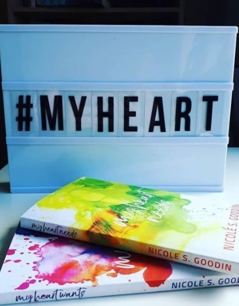 My Heart Needs, #1 by Nicole S Goodin