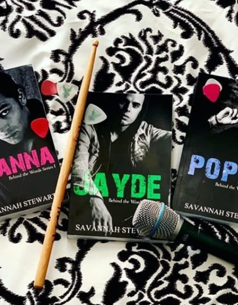 Jayde, #2 by Savannah Stewart