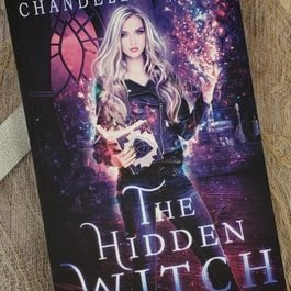 The Hidden Witch #1 by Chandelle LaVaun - Unsigned