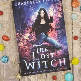 The Lost Witch #2 by Chandelle LaVaun - Unsigned
