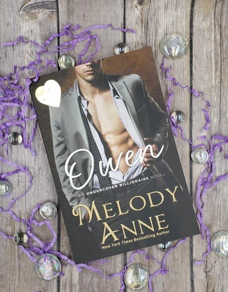Owen by Melody Anne - Bookplate