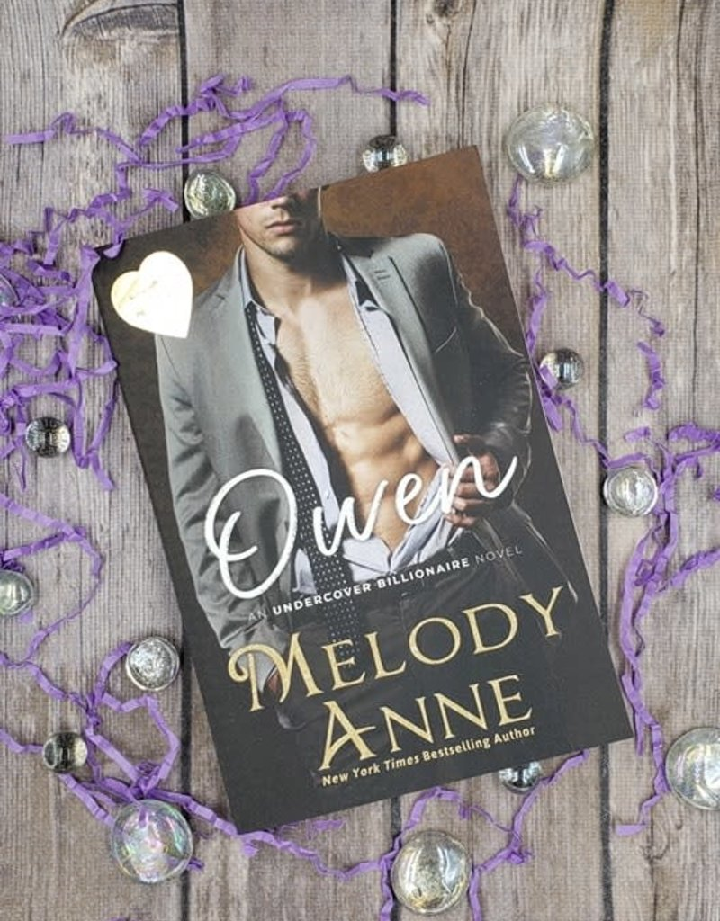 Owen by Melody Anne - Unsigned