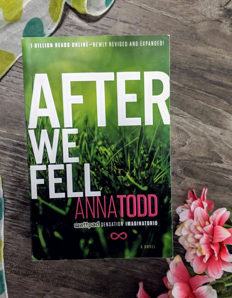 After We Fell by Anna Todd - (Bookplate)