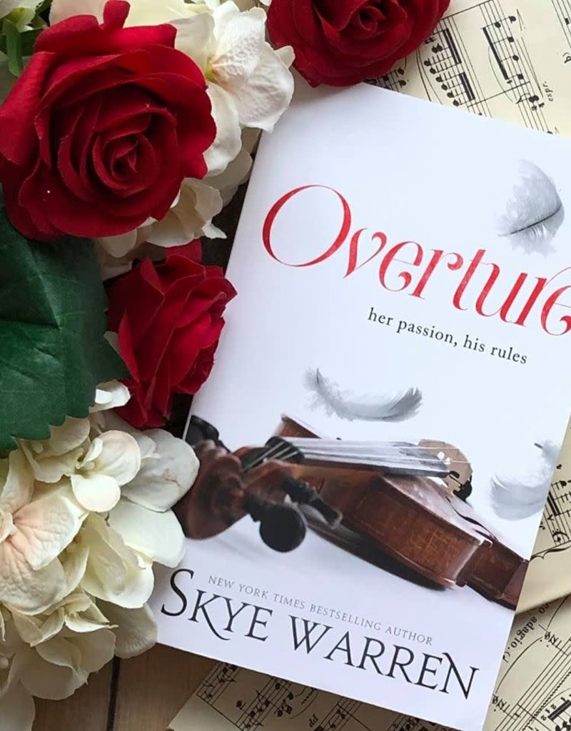 Overture, #1 by Skye Warren (Bookplate)