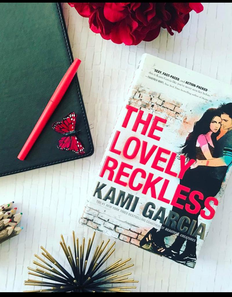 The Lovely Reckless (Hardback) by Kami Garcia  - Scratch & Dent