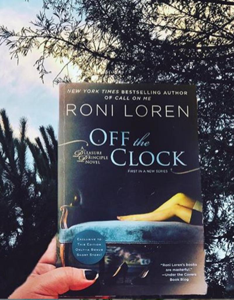 Off the Clock by Roni Loren - Scratch & Dent