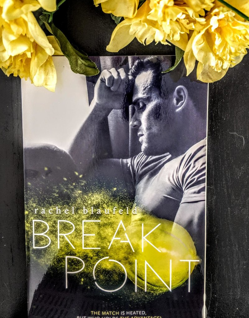 Break Point by Rachel Blaufeld - Scratch & Dent