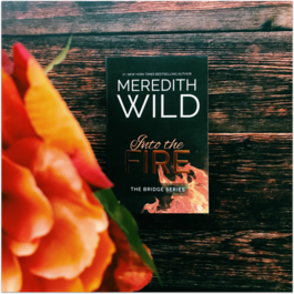 Into the Fire #2 by Meredith Wild (Bookplate)