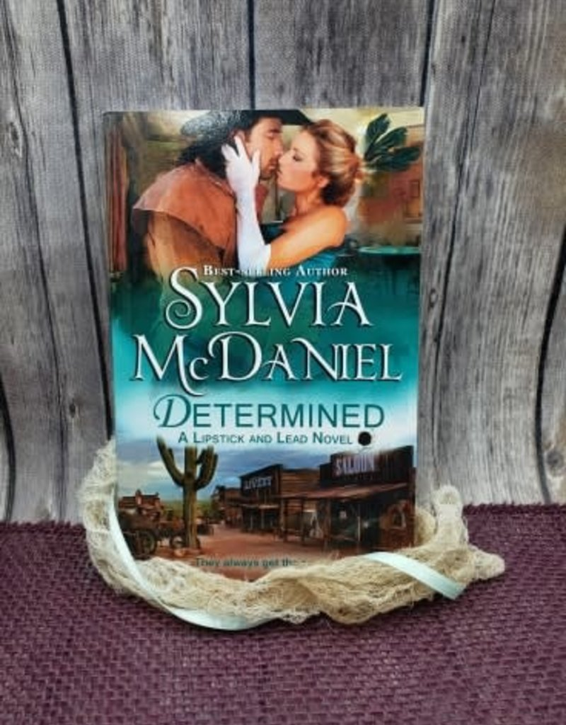 Determined by Sylvia McDaniel (Bookplate)/Scratch & Dent