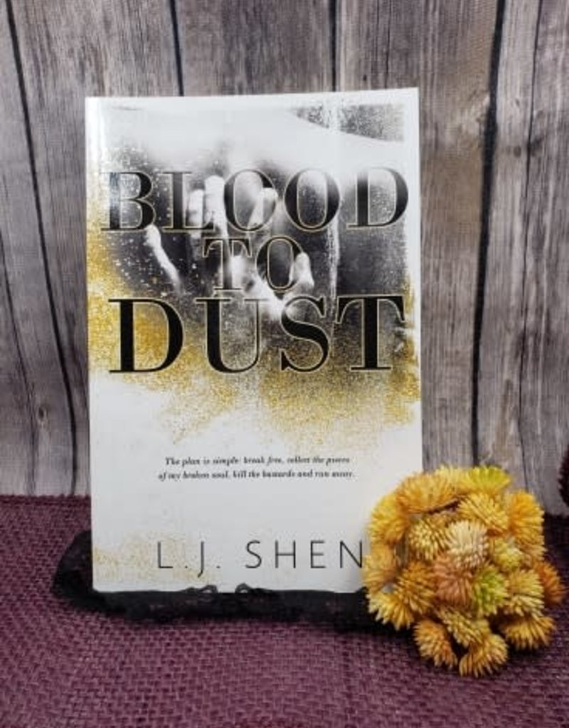 Blood to Dust by LJ Shen (Bookplate)