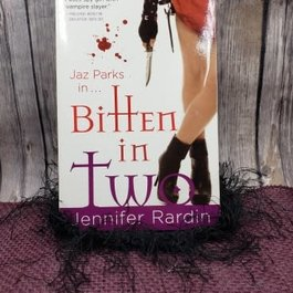 Bitten in Two, #7 by Jennifer Rardin - Unsigned
