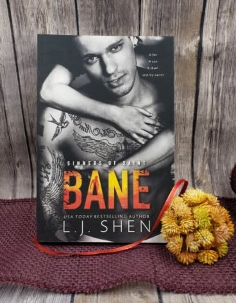 Bane #4 by LJ Shen (Bookplate)