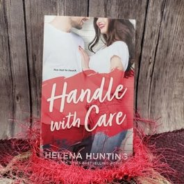 Handle with Care (Mass Market) by Helena Hunting - (Bookplate)