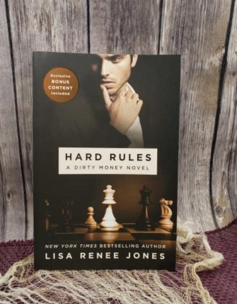 Hard Rules by Lisa Renee Jones (Bookplate)