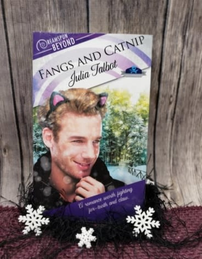 Fangs and Catnip by Julia Talbot - Unsigned