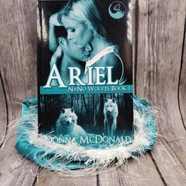 Ariel: Nano Wolves, #1 by Donna McDonald - Unsigned