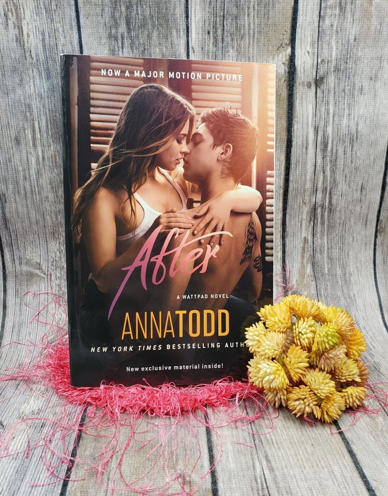 After, #1 by Anna Todd - Bookplate