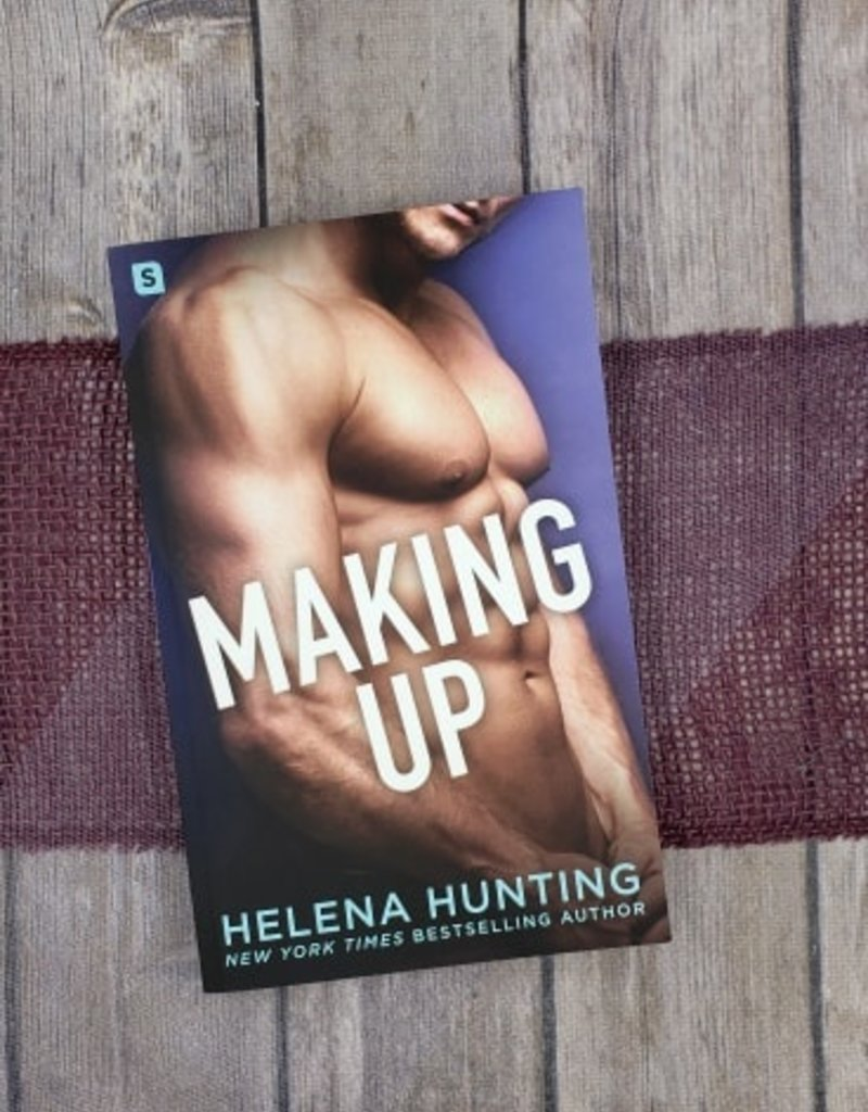 Making Up by Helena Hunting -  (Bookplate)