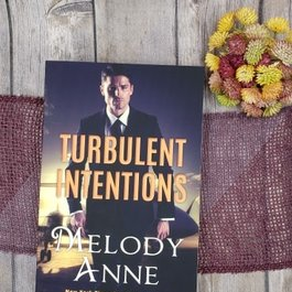 Turbulent Intentions #1 by Melody Anne - Unsigned