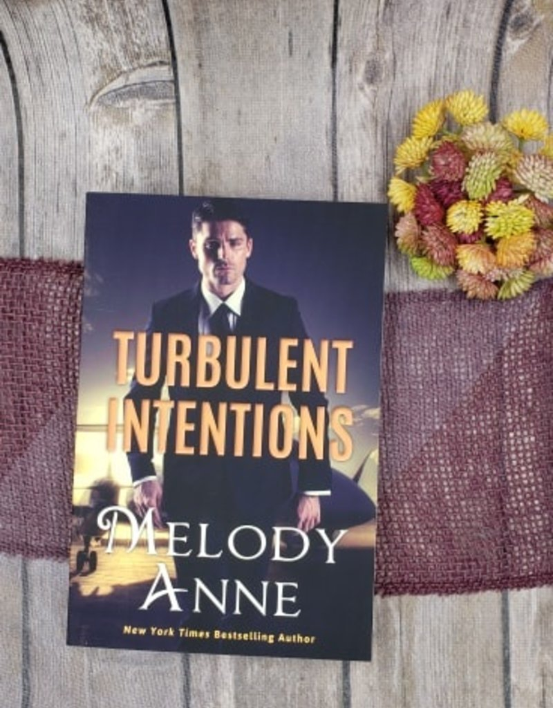 Turbulent Intentions, #1 by Melody Anne (Bookplate)