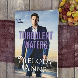 Turbulent Waters #3 by Melody Anne - Unsigned