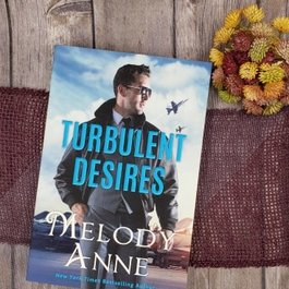 Turbulent Desires #2 by Melody Anne - Unsigned