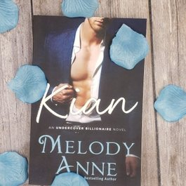 Kian #1 by Melody Anne - Unsigned