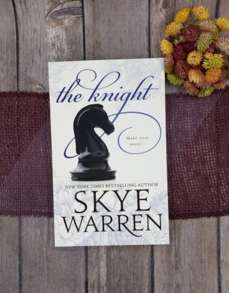 The Knight, #2 by Skye Warren (Bookplate)