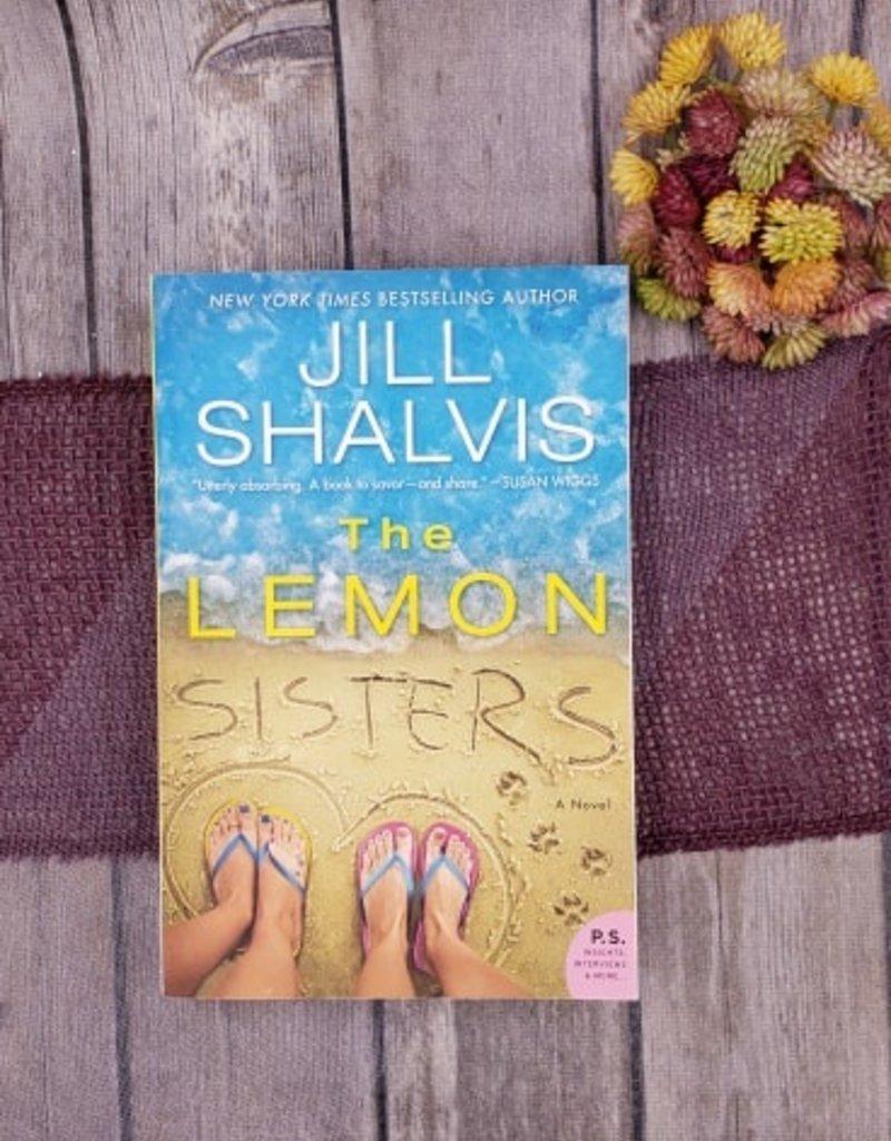 The Lemon Sisters by Jill Shalvis (Bookplate)