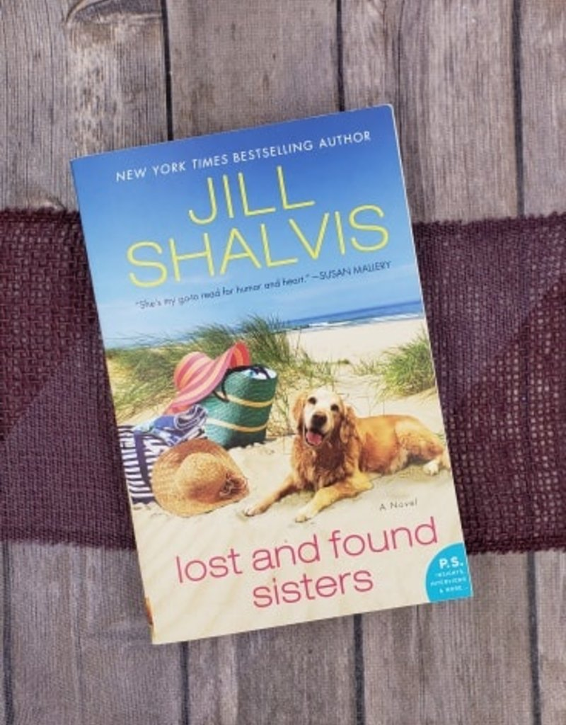 Lost and Found Sisters by Jill Shalvis - Unsigned