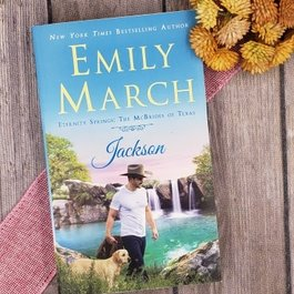 Jackson (Bookplate) by Emily March (Mass Market Paperback)