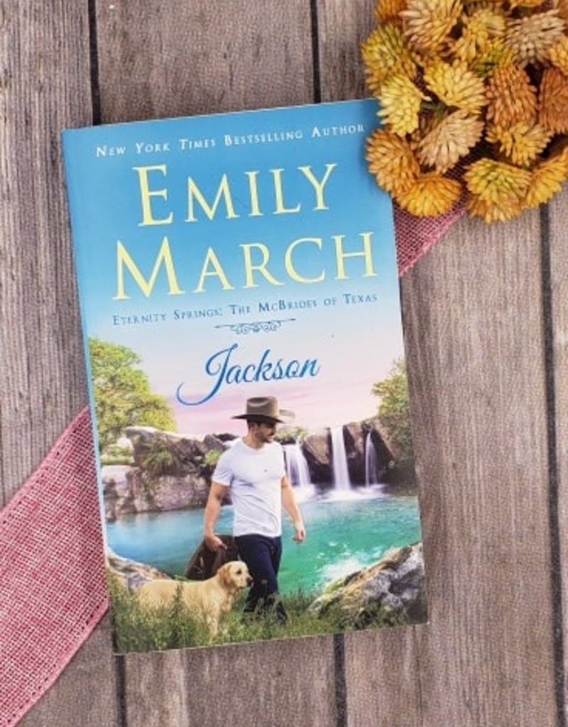 Jackson, #16 (Mass Market) by Emily March - Bookplate